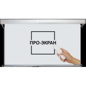 Моторизированные экраны от 39900 рублей