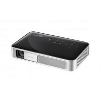 Мультимедийный ультрапортативный LED-проектор Vivitek Qumi Q38-BK